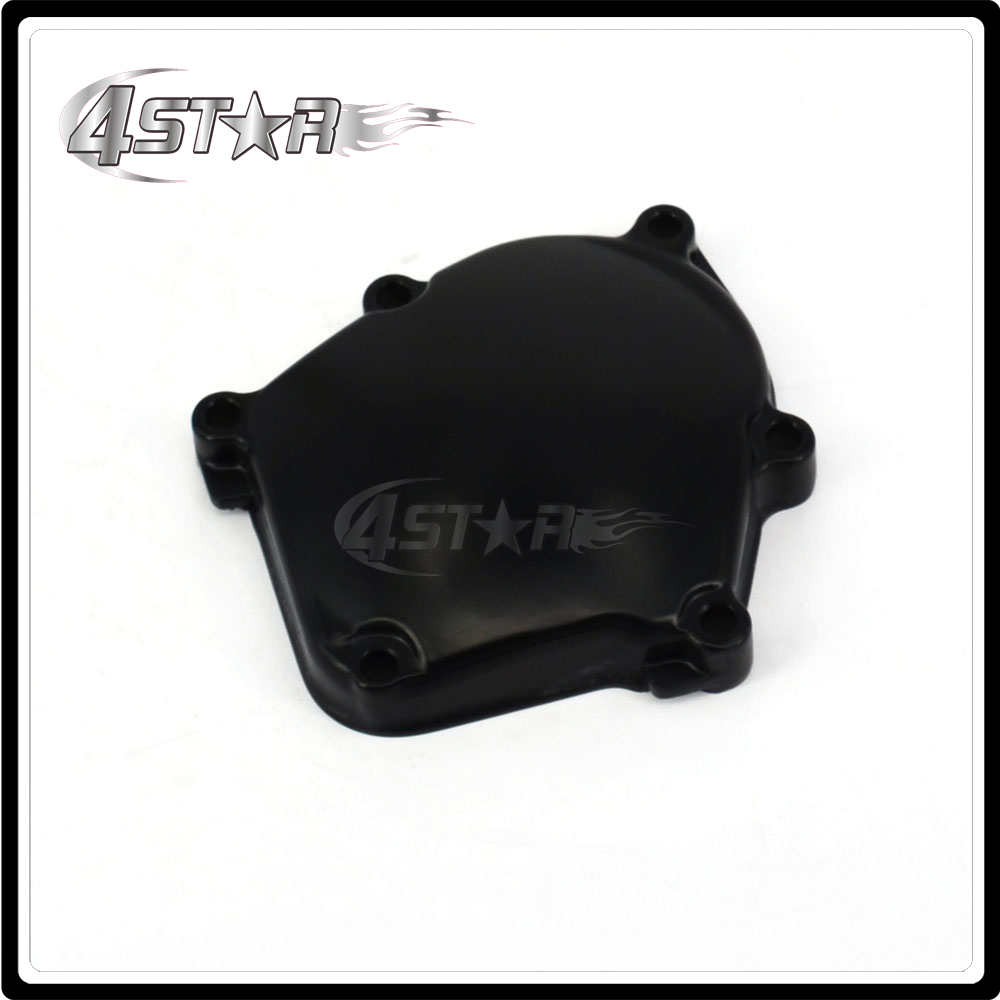 Motorcycle Engine Motor Stator Crankcase Cover For KAWASAKI ZX6R ZX-6R ZX 6R 1998 1999 2000 2001 2002 2003 2004 2005 2006 aluminum motorcycle left engine stator cover crankcase for kawasaki ninja zx12 zx 12r 2002 2006 03 04 05 motorcycle parts