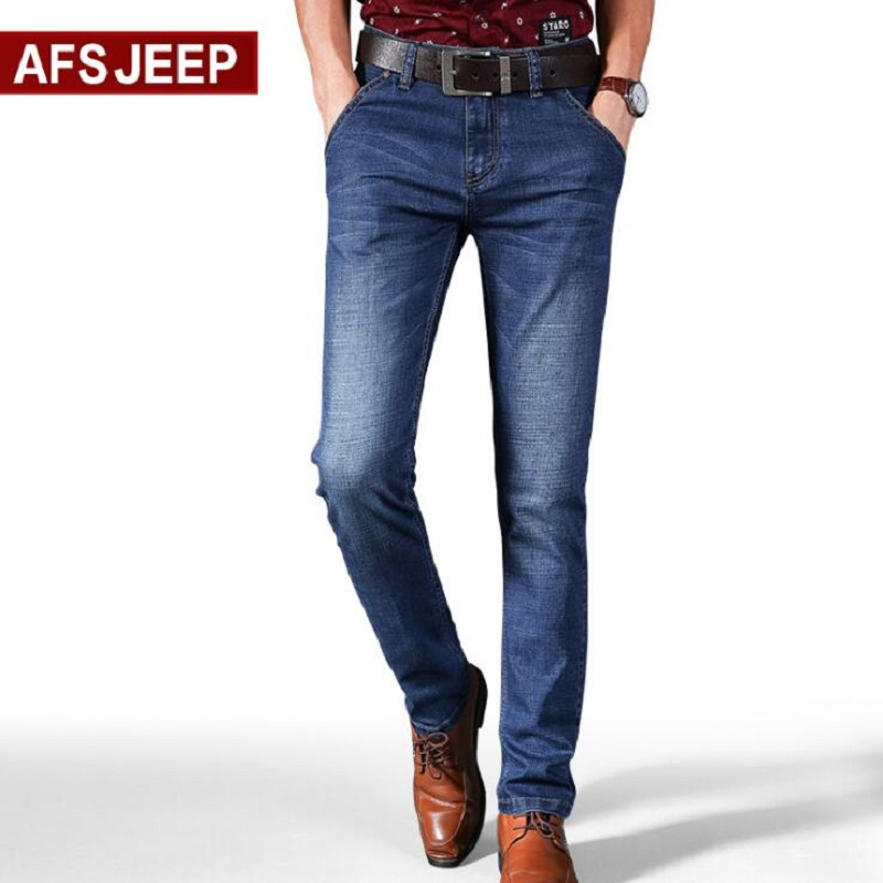 2017 New Spring Summer Men Jeans With Sts