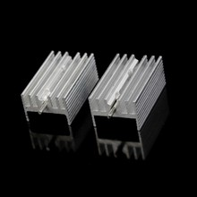 цены на 20PCS TO-220 TO220 Heat Sink 21x15x11mm Cooler Cooling Heatsink Transistor Radiator Aluminum в интернет-магазинах