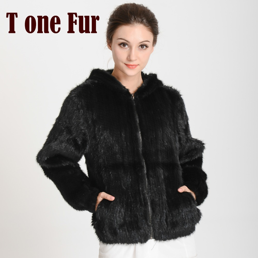 Free shipping  New mink fur coat women's long-sleeve top fashion all-match mink knitted outerwear KKHP282