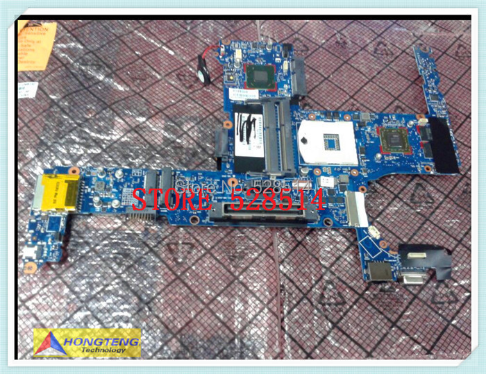 Original 686041-001 board for HP elitebook 8470p 8470W laptop motherboard with QM77 100% tested