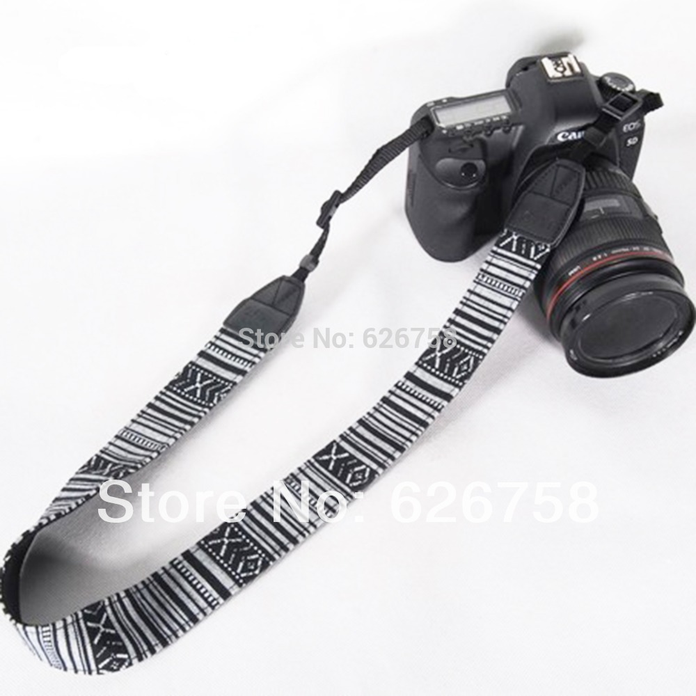 Neck shoulder belt strap for canon nikon sony panasonic olympus DSLR type 39