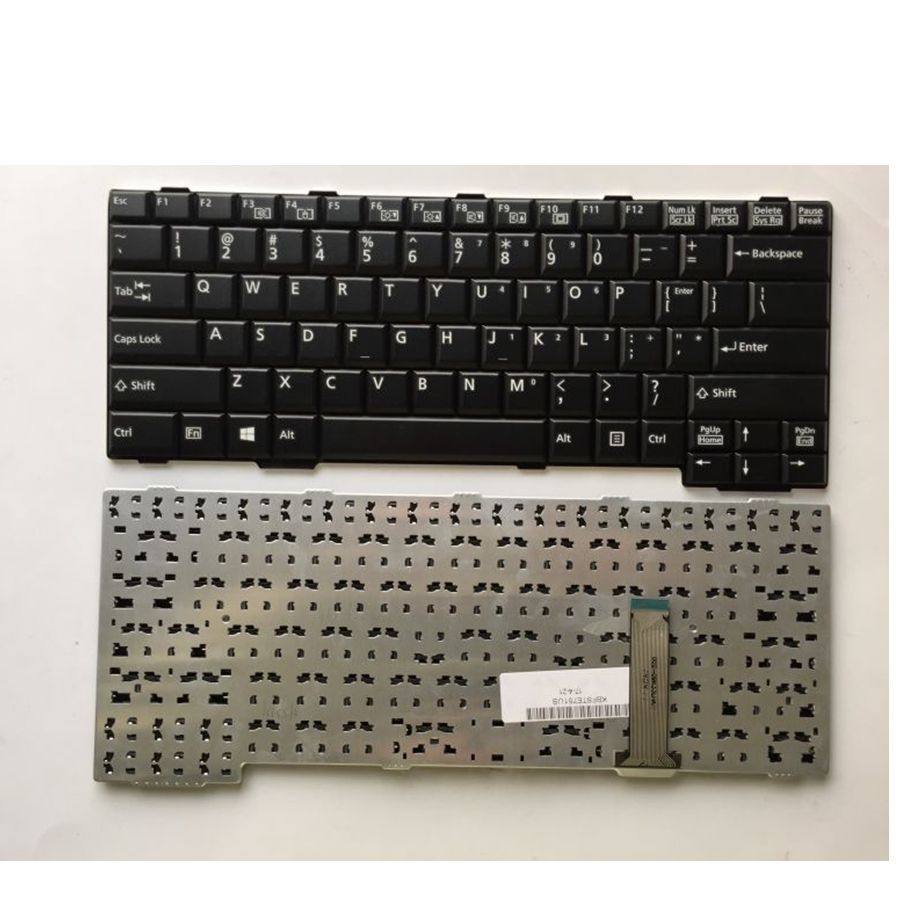 купить New Keyboard FOR FUJITSU E751 S761 S762 E752 S760 MG/G70 US Replace laptop keyboard по цене 4653.07 рублей
