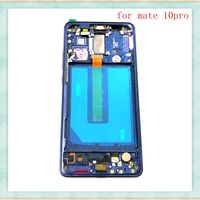 6.0For Huawei Mate 10pro BLA L09 BLA L29 Lcd Screen Display+Touch Glass digitizer Frame Assembly Replace Parts
