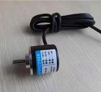 High Quality Incremental Photoelectric Rotary Encoder 360 Pulse 360P R Original Encoder Rotary Best Quality Fast