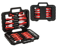 58PC Screwdriver & Bit Set Precision Slotted Torx Pillips Tool Kit Mechanics Hand Tool Set