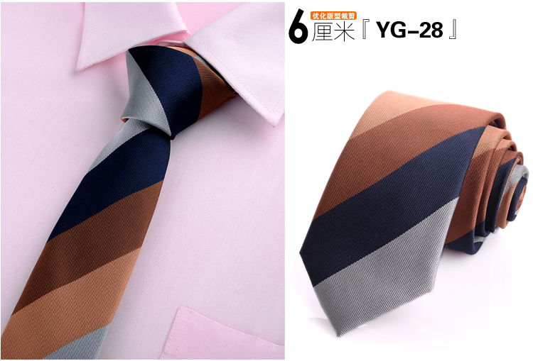 2017 mariage casamento New Arrive 6CM Mens Necktie Neck Tie Fashion corbatas thin tie for Wedding Suits Men party gown gravatas