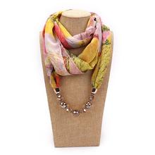 New design Fashion pendant scarves tassel  scarf women Scarves head free shipping