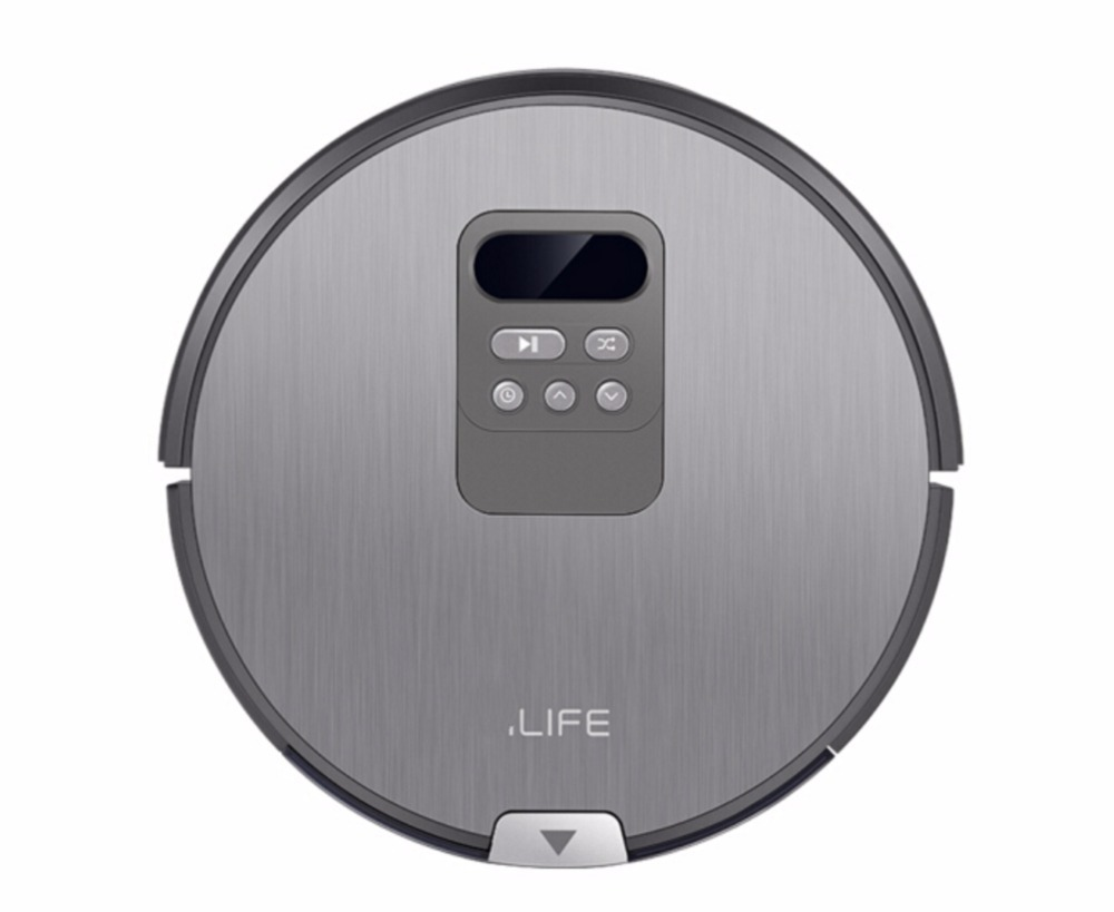 X750 Robot Vacuum Cleaner with Self-Charge Wet Mopping for Wood Floor free shipping&customs hot original 2 in 1 v7s pro robot vacuum cleaner with self charge wet mopping for wood floor