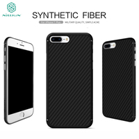 Nillkin Synthetic Fiber Iron Phone Cases For Apple IPhone 7 6 6Plus 6s 6s Plus 7