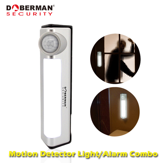 Doberman security home security alarm motion sensor alarm detector doberman security home security alarm motion sensor alarm detector with night light function motion detector light aloadofball Gallery