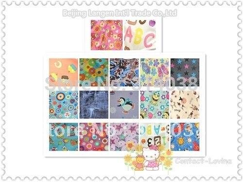 Babyland 10 цветов с принтом+ 10(3 слоя) Вставка Новинка 30% скидка babyland детская ткань пеленки ffactory цена