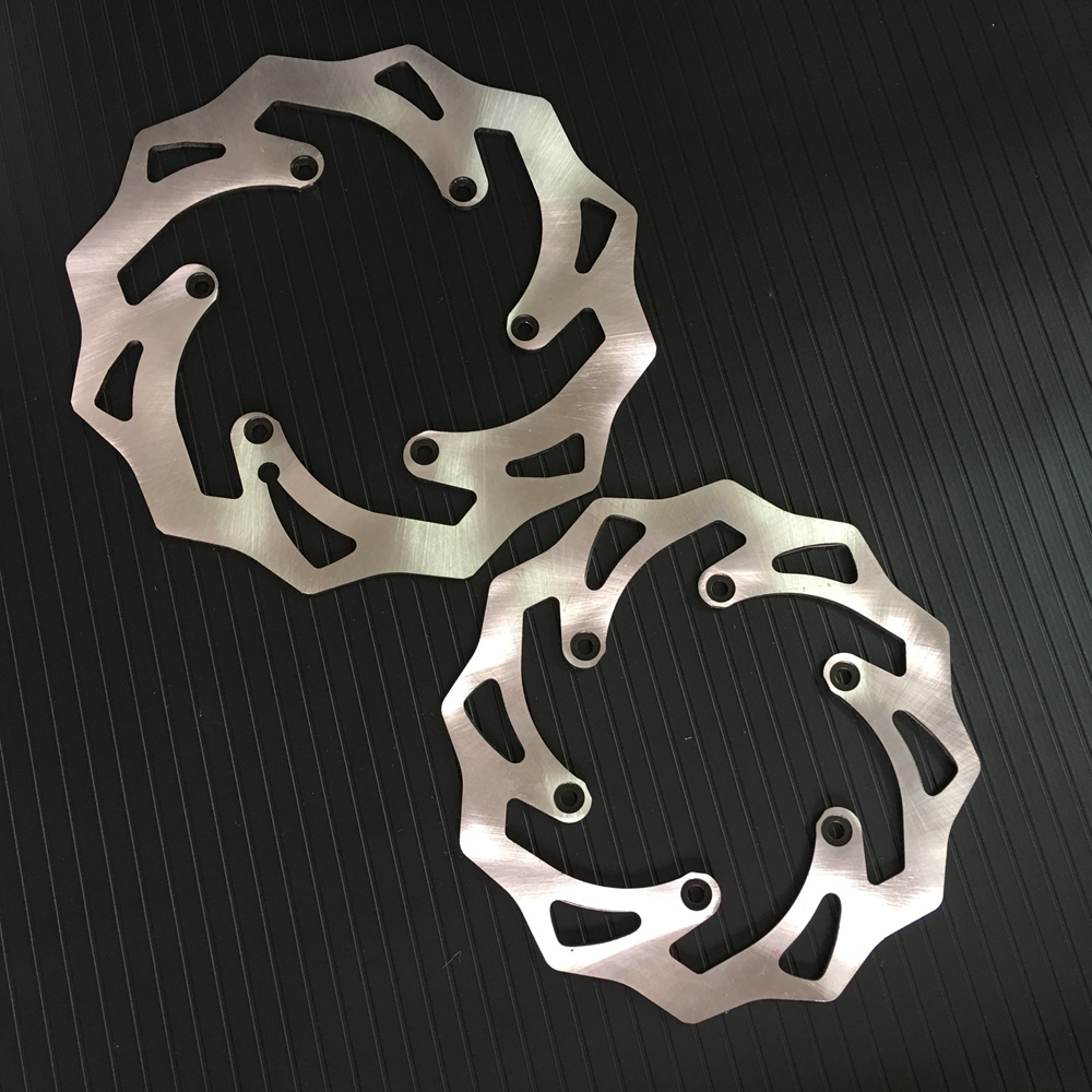 Motorcycle Front & Rear Brake Disc Rotor Front/Rear For KTM EXC EXCF SX SXS SXF XC XCW XCF XCFW 380 300 350 SXC LC4 SC