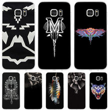 G142 Marcelo Burlon Transparent Hard PC Case Cover For Samsung Galaxy S Note 3 4 5 6 7 8 9 Edge Plus(China)
