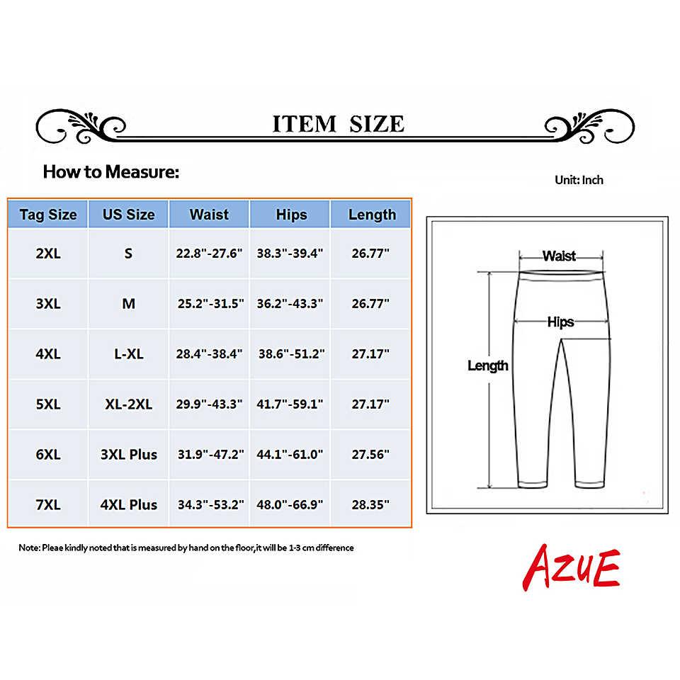 AZUE женские 3/4 длина тонкие леггинсы бамбуковое волокно плюс размер капри леггинсы Высокие эластичные леггинсы брюки базовые тренировки Леггинсы