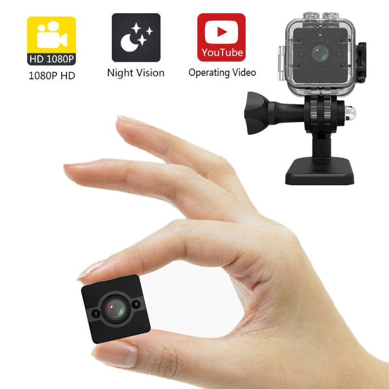 HD 1080P Mini Camera Night Vision Motion Detection Camcorder Sport Outdoor Car DVR Infrared DV Video voice Digital home camera sq9 mini sport motion dv camera hd 1080p car dvr dash cam voice video recorder digital camcorder black infrared night vision cam