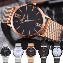 Kingou Fashion Leisure marka damski zegarek Casual kwarcowy pasek silikonowy zegarek z branzoletką analogowy zegarek na rękę damski zegarek damski 2020 tanie tanio Sanwony QUARTZ Skóra wdrażania wiadro CN (pochodzenie) STAINLESS STEEL Nie wodoodporne Moda casual 18mm ROUND 7 5mm