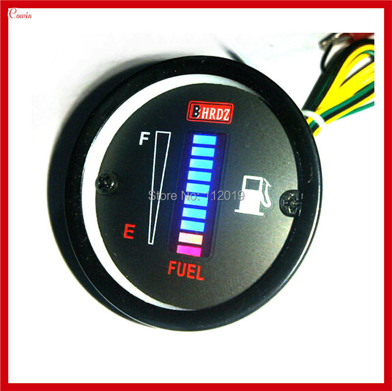 digital fuel level indicator Arduino led fuel gauge  replace the analog fuel gauge in your car with a more accurate digital version powered by arduino  find the wire to your fuel level .