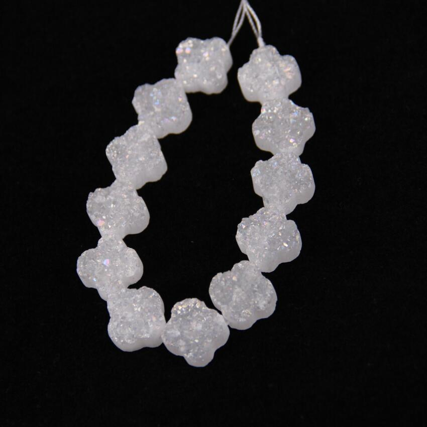 Jewelry & Accessories Beads High Quality Large Clear Rock Crystal Top Drilled Tusk Stick Bead,raw Crystal Quartz Graduated Necklace Point Pendant Beads