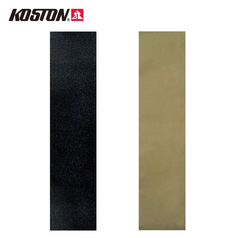Koston pro black longboard grip tape