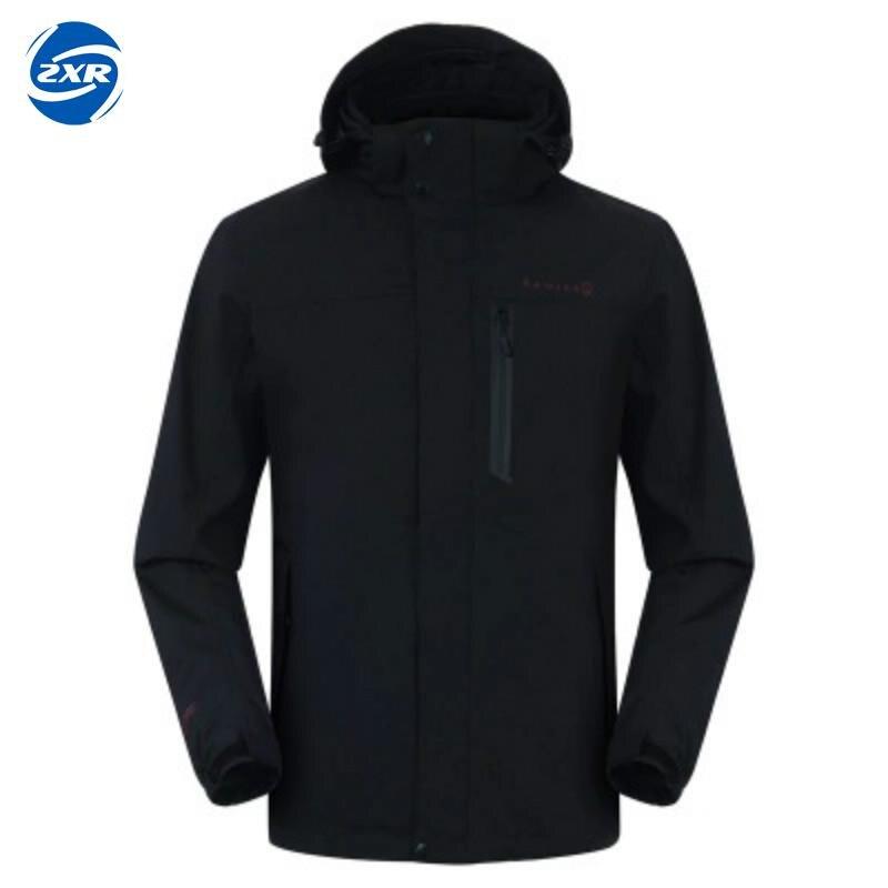 Hiking Jacket Warm Men Winter Inner Fleece Waterproof Outdoor Sport Coat Camping Trekking Skiing Jackets Clothing цена 2017