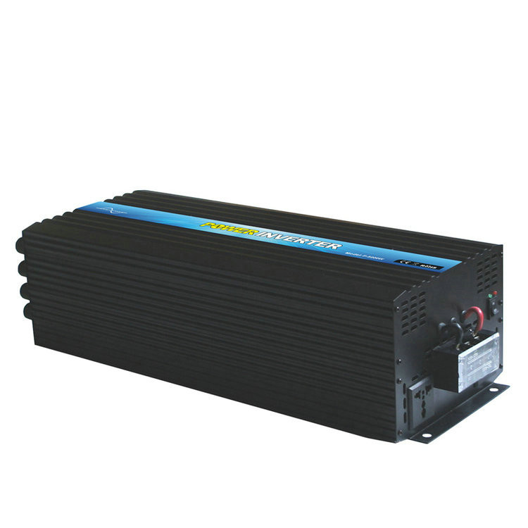 Reine Sinus Welle Power <font><b>inverter</b></font>, DC 12 V 24 V 48 V zu AC 110 V 220 V 230 V 240 V 5000 w <font><b>inverter</b></font>, solar <font><b>inverter</b></font>, power <font><b>inverter</b></font> 5000 w image