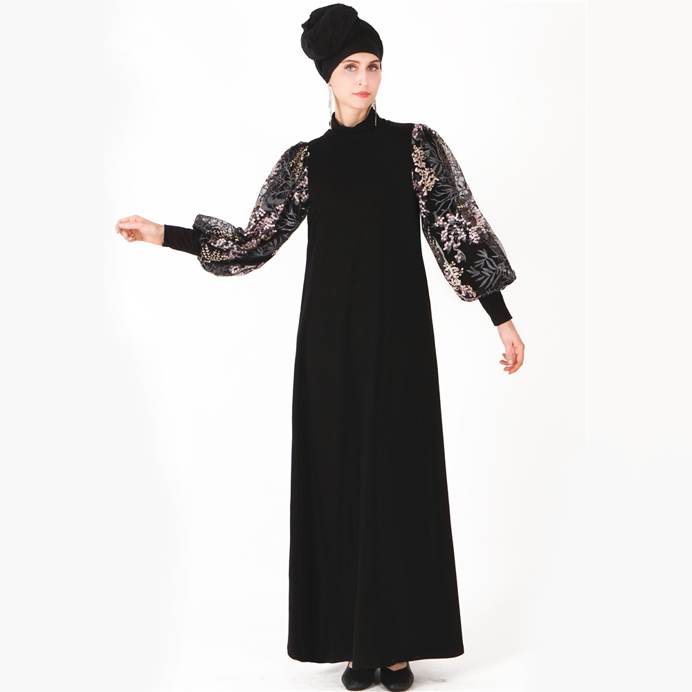 Muslim Dress Abaya Islamic Clothing For Women Malaysia Jilbab Djellaba Robe Musulmane Turkish Baju Kimono Kaftan