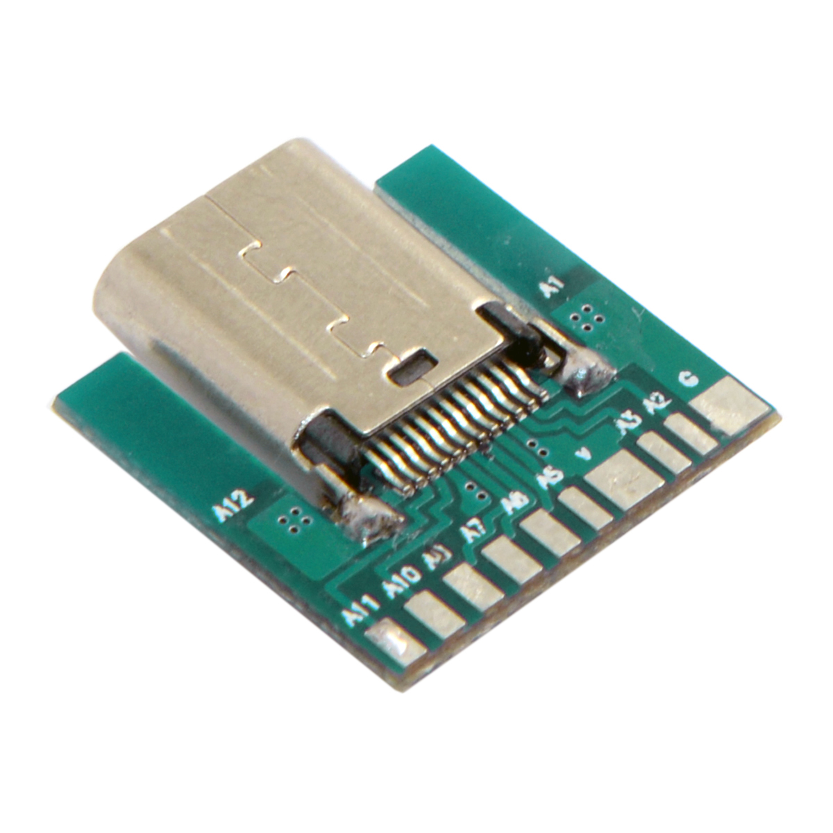 Slot End PCB SMD SMT Tweezer Electronic Component Removal Stainless Steel