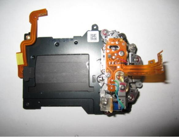 D'obturation avec rideau lame Unité Assemblée Partie de Composants pour Nikon D3 Caméra Réparation Remplacer pièces deuxième main