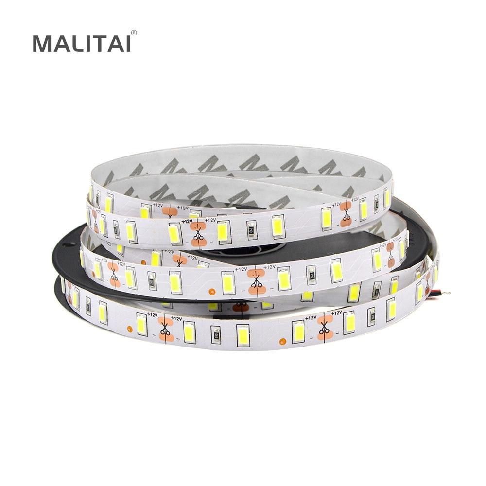 1pack 5m smd 5630 led strip light 60leds m lamp tape ribbon decorative lighting string more. Black Bedroom Furniture Sets. Home Design Ideas