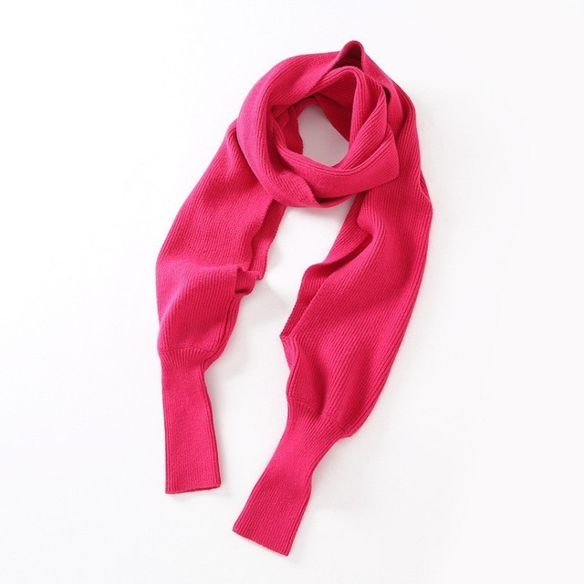 Sweater Scarf - 4 Colors 1