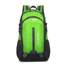Мужские походные рюкзаки походный рюкзак водостойкий открытый рюкзак 40л спортивная сумка большой рюкзак дорожная нейлоновая сумка