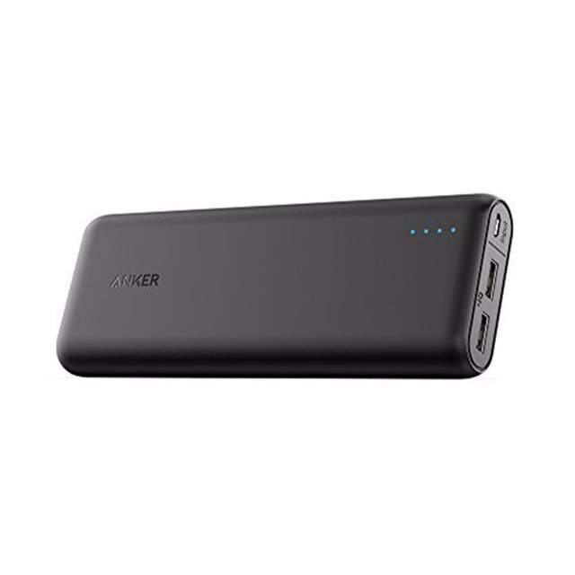 Anker PowerCore 20100-Ultra Высокая Мощность, Банк с 4.8A Output, PowerIQ Технологии для iPhone iPad Samsung Galaxy и т. д.