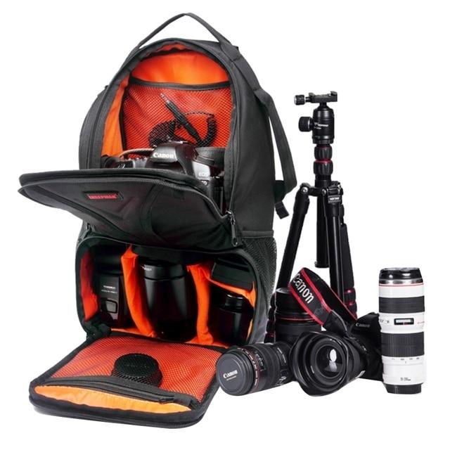 Professional For Ipad Sony Nikon Canon Camera Video Bag Dslr Bags Xiaomi Gopro Sjcam Action