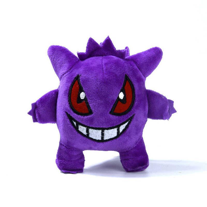 20 stilleri peluş oyuncak 12-18cm Peluche Pikachu Snorlax Charmander Mewtwo Dragonite sevimli yumuşak dolması bebekler çocuklar için noel hediyesi
