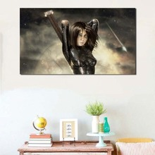 Alita Battle Angel Movie Anime HD Wallpaper Canvas Posters Prints Wall Art Painting Decorative Picture Modern Home Decor Artwork