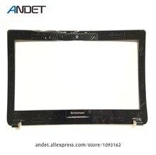 Новый оригинальный IdeaPad Y470, ЖК-дисплей, передняя рамка, чехол для ноутбука Lenovo AP0HA000300