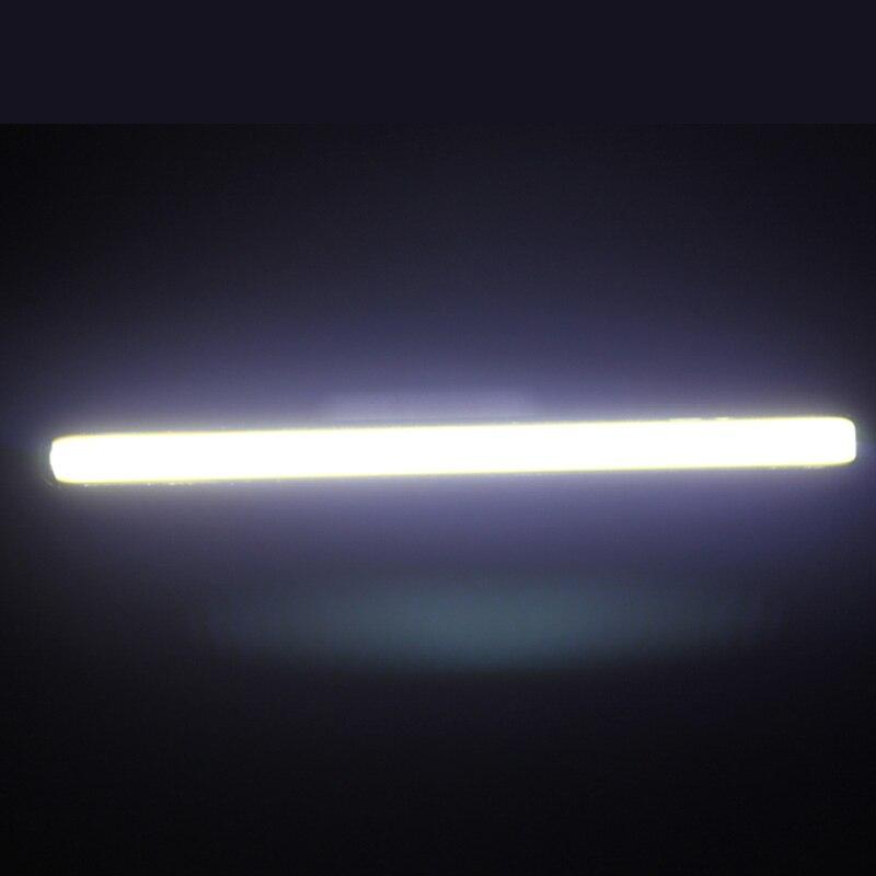 2 kos / par SUNKIA 10CM 100% vodoodporen COB DRL dnevna luč - Avtomobilske luči - Fotografija 5