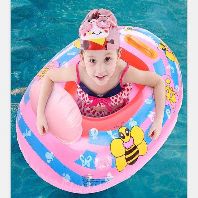 Portátil de verano niños bebé niño inflable de dibujos animados de  seguridad piscina bc4bca28db7