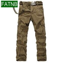 Kargo pantolon militar for spring autumn new arrival 2016 trend sporsman mens pants original brand design.jpg 250x250
