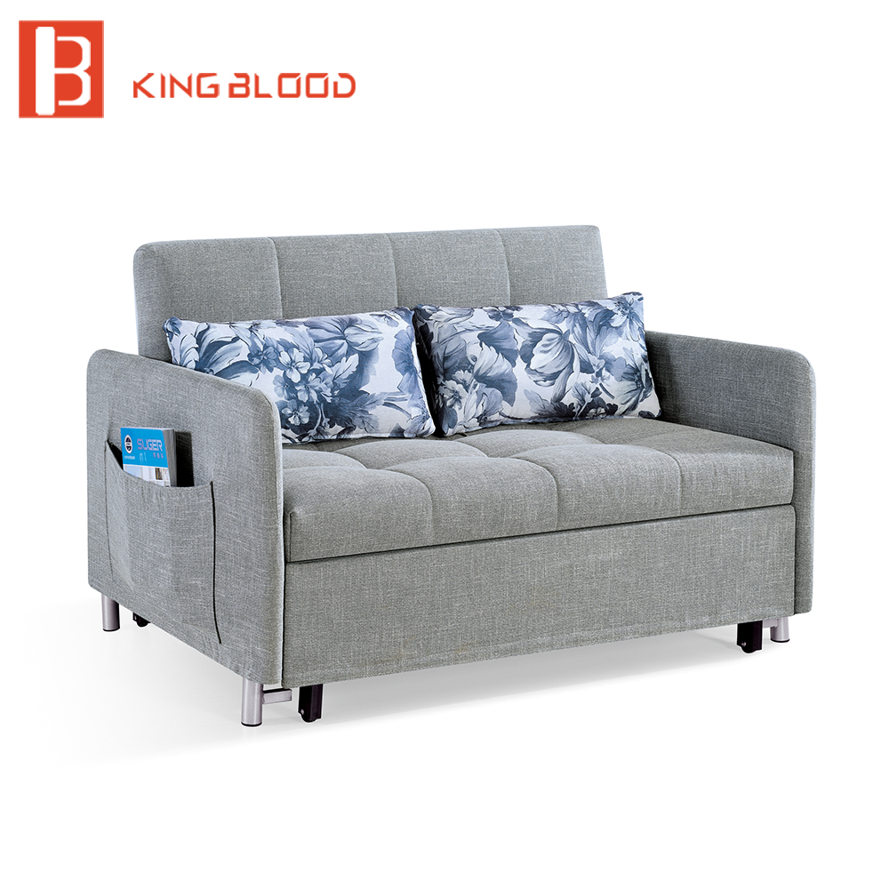 2018 new japan foam folding fabric sofa bed for sale