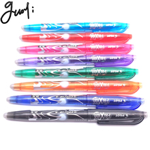 $ 2.88/1pc Office stationery learning supplies gift pen Japanese Pilot LFB-20EF pen High quality PILOT Erasable pen 0.5mm nib