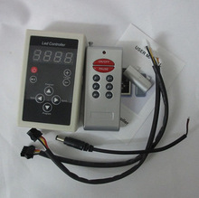 DC5V  WS2811 WS2812 RF RGB LED Controller LED Pixel Strip Digital Magic Dream Color LED Light RF mit einem Controller