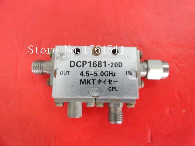 [BELLA] MKT DCP1681-20D 4.5-5.0GHz Coup:20dB SMA Supply Coupler