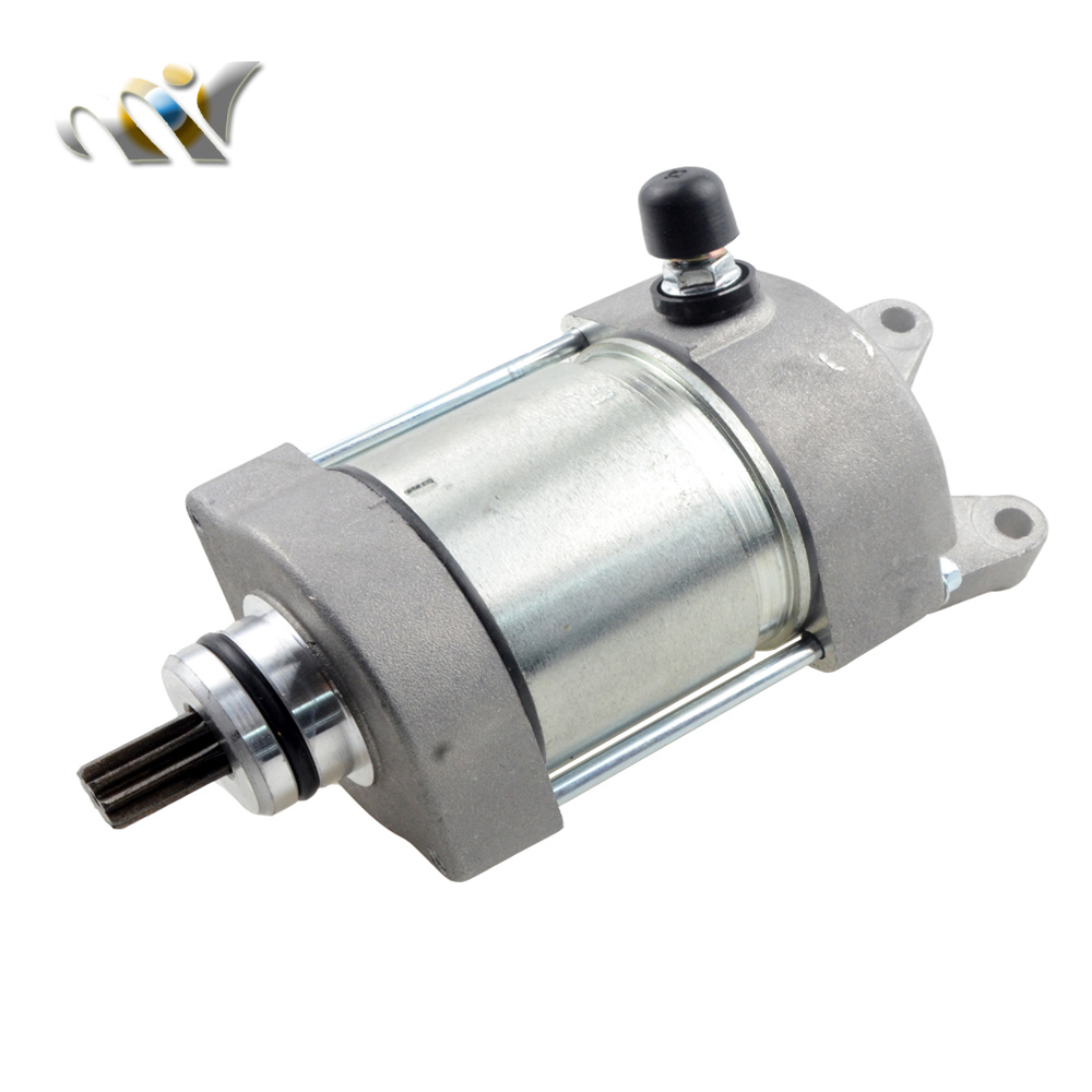 MOFO CAIZHUANGSHI Motorcycle Engine Parts Starter Motor Fit for YAMAHA YZF R1 YZFR1 YZF R1 2009