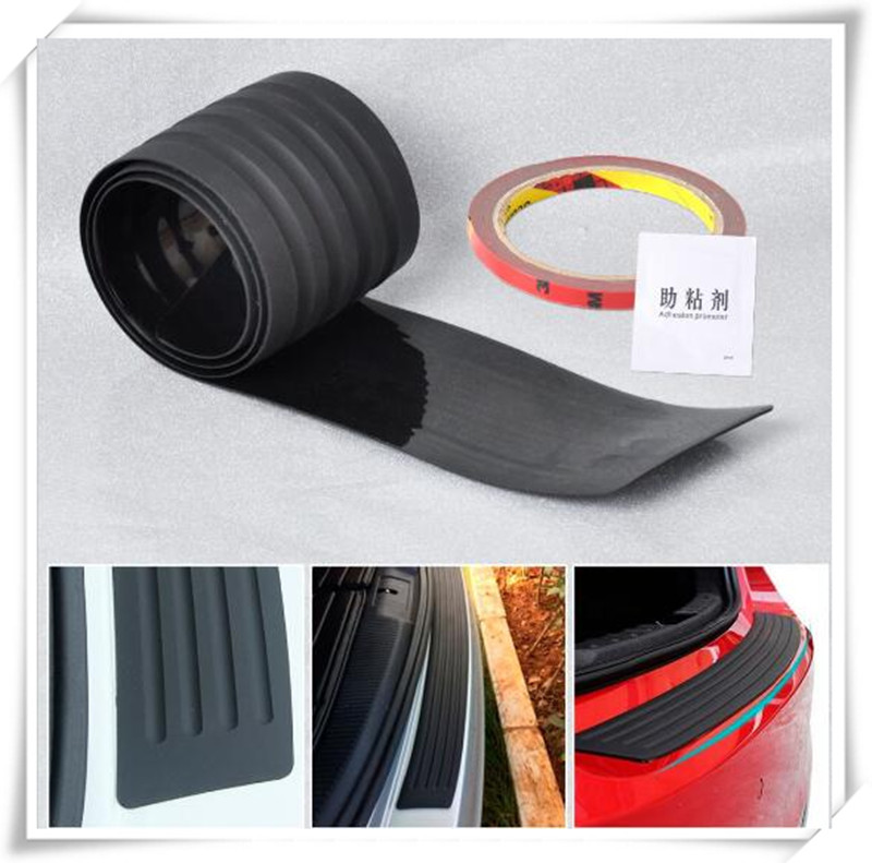 Car-Styling Car Trunk Rubber Bumpe For BMW 1 3 5 7 Series F30 F20 F10 F01 F13 F15 FOR BMW x1 x3 x5 x6 F48 F25 Car Accessories stainless steel car lock pick for bmw 5 7 series