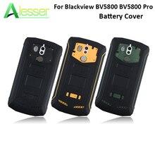 Alesser Blackview BV5800 배터리 커버 교체 액세서리 Blackview BV5800 프로 전화 배터리 Bateria 커버 보호