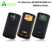 Alesser For Blackview BV5800 Battery Cover Replacement Accessory Protective For Blackview BV5800 Pro Phone Battery Bateria Cover