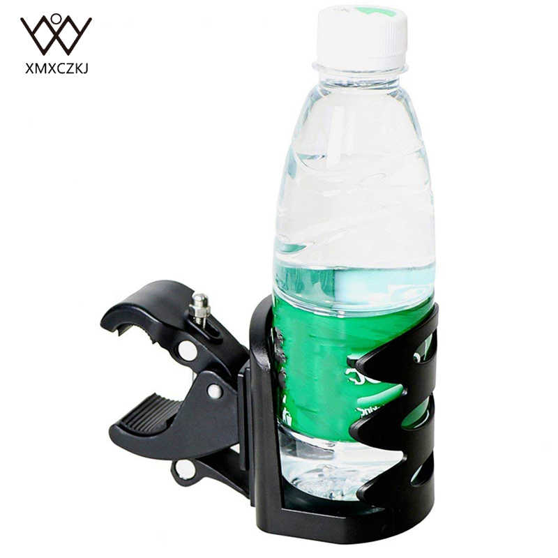 Bike PC Plastic Bottle Cage Adjustable Bicycle Cups Holder Water Cup Stand Rack
