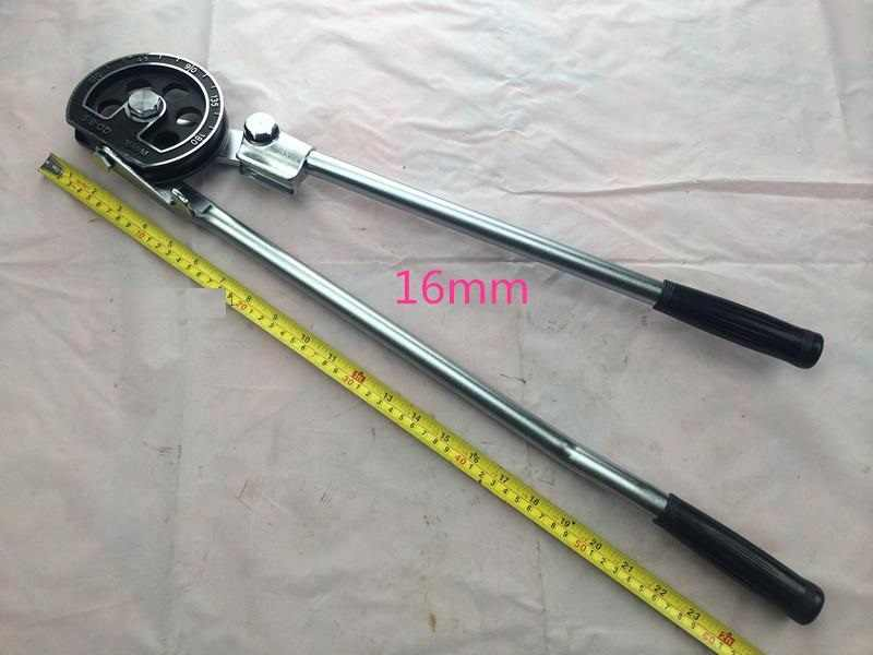 Tubo de tubulação de cobre, dobra de tubo de aço inoxidável, tubo de ferro, tubo de cobre de alumínio, ferramenta de dobra feita na china